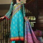 Latest Pakistani Dresses by Firdous