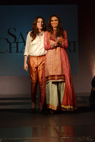 2013 Latest Collection by Sanam Chaudhri
