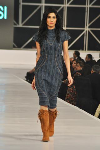 Adnan Pardesy Collection at APTMA Clothing Show 2013, Winter Dresses
