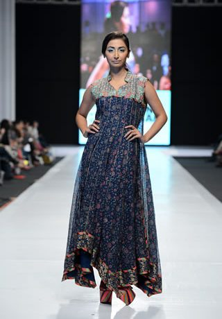 Ahsan Nazir Collection at Fashion Pakistan Week 5 Day 1, FPW 2013