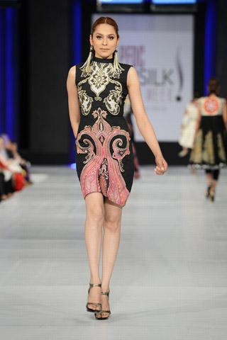 Akif Mahmood Collection at PFDC Sunsilk Fashion Week 2013 Day 1