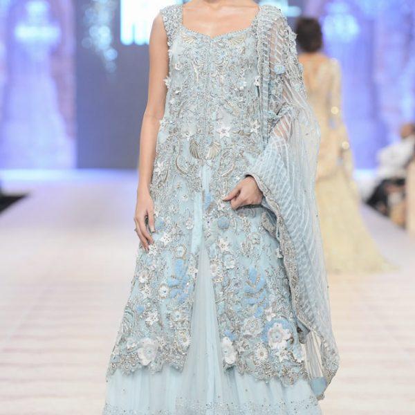 Ammara Khan the Winter Palace collection at PFDC 2014