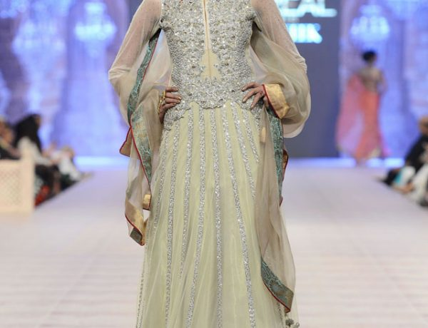 Asifa & Nabeel Bridal PFDC collection