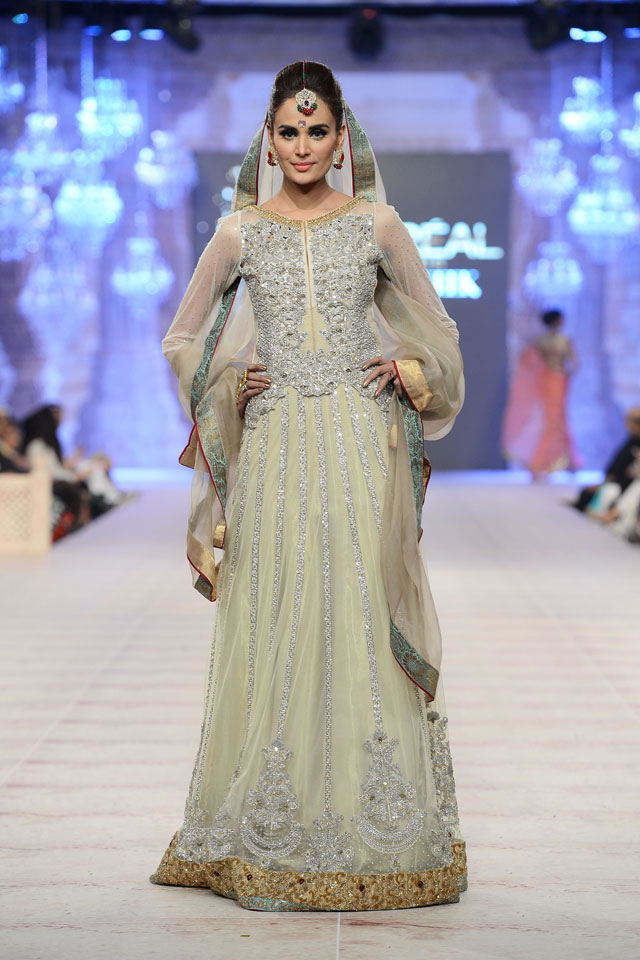 aa72144423 Asifa & Nabeel Bridal PFDC collection