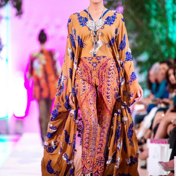 Ayesha Hashwani Collection at Fashion Parade 2014