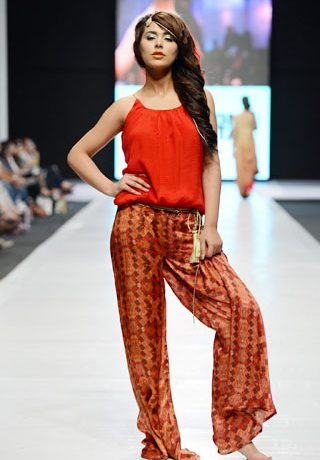 Ayesha Hassan Collection at Fashion Pakistan Week 5 Day 1 Karachi