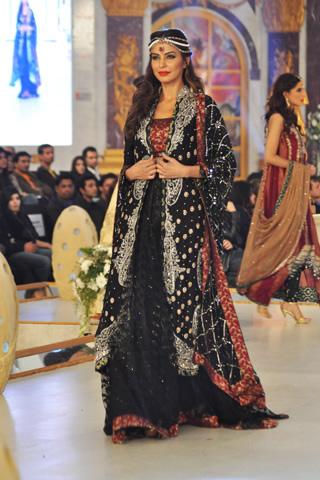 Ayesha Somaya Collection at Pantene Bridal Couture Week 2013 Day 1