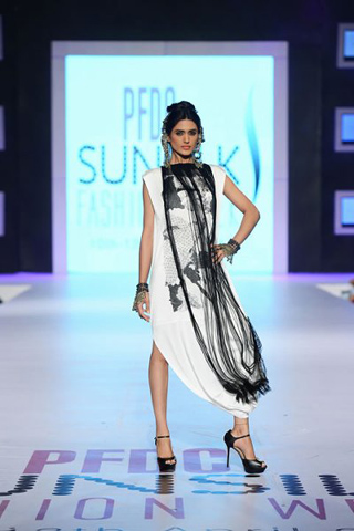 Body Focus Latest PFDC 2014 Summer Collection