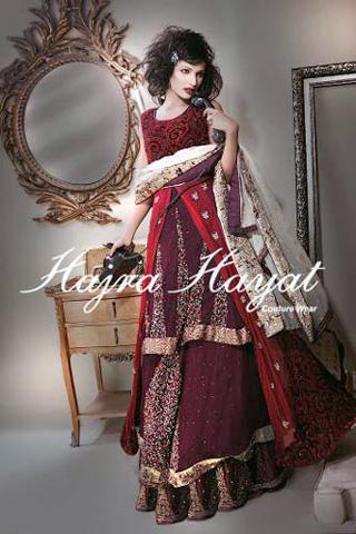 Bridal Dresses 2013 by Hajra Hayat,Pakistani Bridal Dresses 2013 by Hajra Hayat