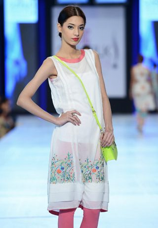 Coco Spring/Summer Collection at PFDC Sunsilk Fashion Week Day 4