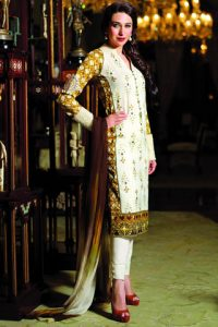 Crescent Lawn Collection 2013 by Faraz Manan, Crescent Lawn Prints