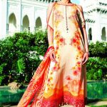 Crescent Lawn Collection 2013 by Faraz Manan