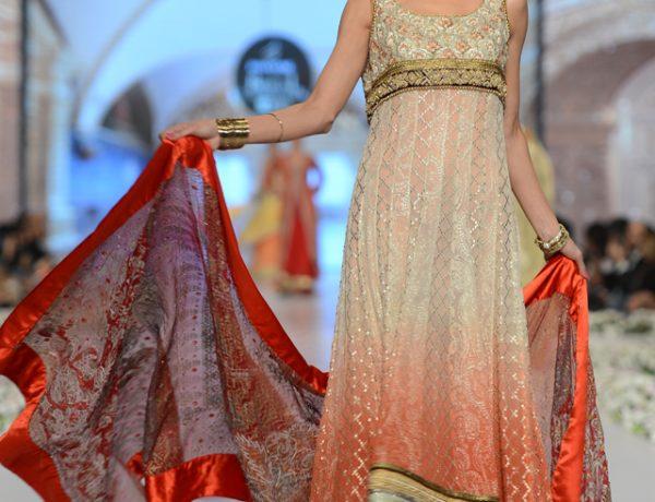 Deepak Perwani Bridal Collection at PBCW 2014 DAY 3