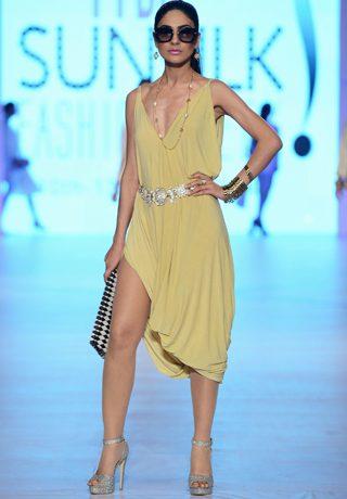 Deepak Perwani Collection at PFDC Sunsilk Fashion Week 2014 Day 2