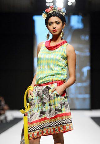 Deepak Perwani brings Pret Collection at Fashion Pakistan Week 5