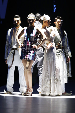 Fahad Hussayn 2014 FPW Spring Collection