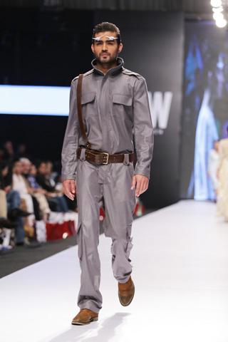 2014 Spring Fahad Hussayn Latest Collection