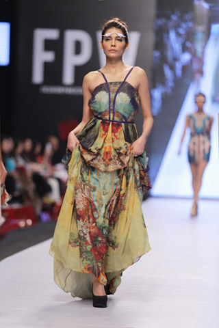 2014 Spring Fahad Hussayn FPW Collection