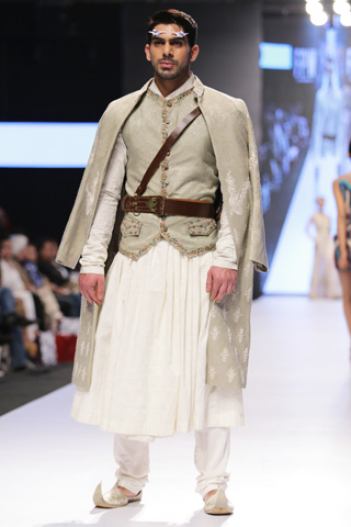 Fahad Hussayn FPW Spring Collection