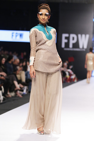 Fahad Hussayn Spring FPW 2014 Collection