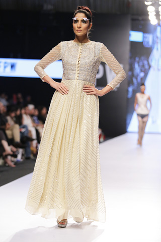 2014 FPW Fahad Hussayn Spring Collection