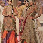 Nautanki Rani Fahad Hussayn 2014 Bridal Collection