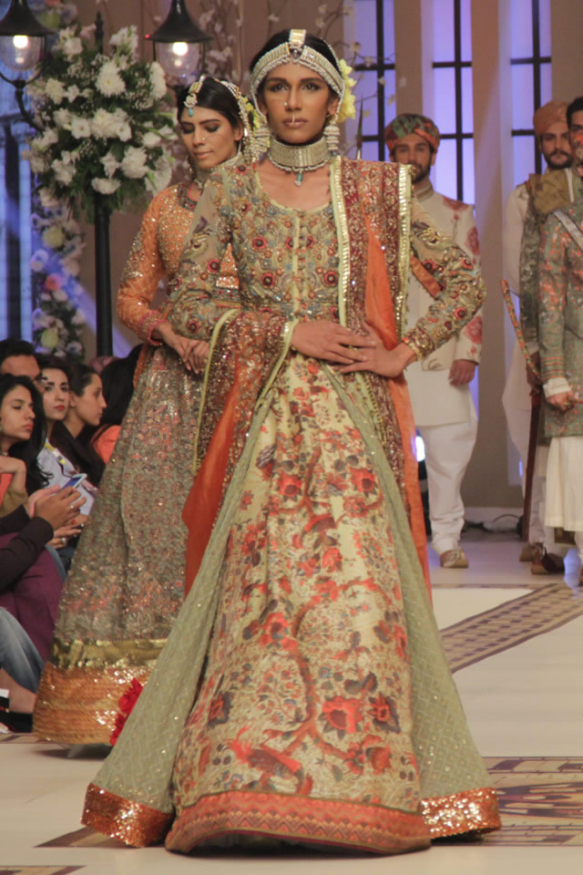 Fahad Hussayn Latest Bridal Collection