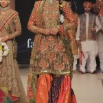 Fahad Hussayn 2014 Bridal Nautanki Rani Collection