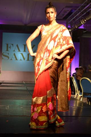Faiza Samee 2013 Collection in London