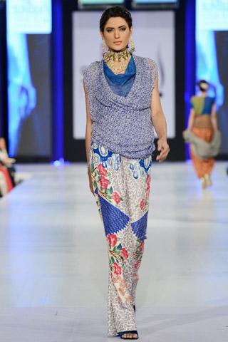 Faiza Samee Collection at PFDC SFW 2013 Day 4