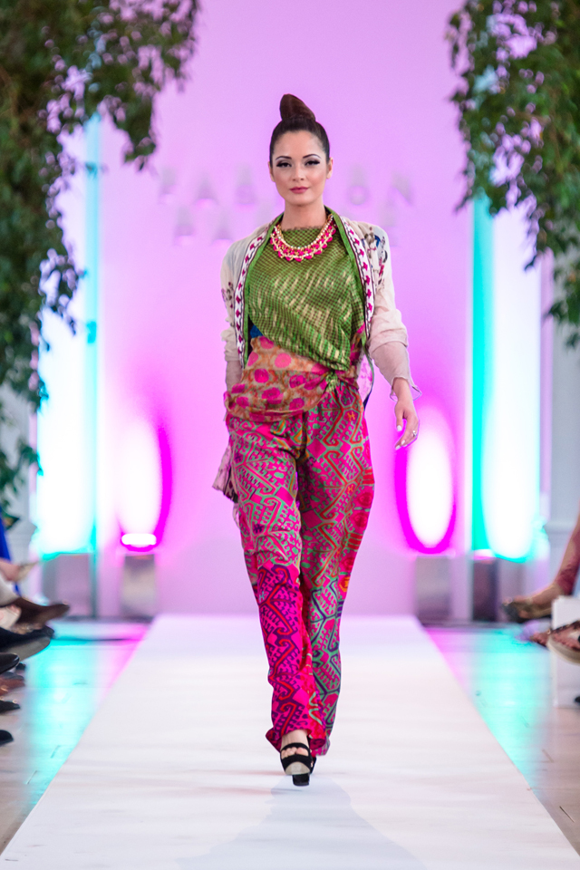 Faiza Samee Collection at Fashion Parade London 2014