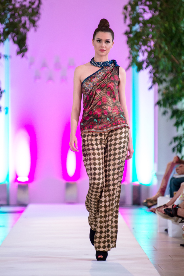 Faiza Samee London Fashion Parade Collection