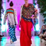 Faiza Samee Fashion Parade 2014 London Collection