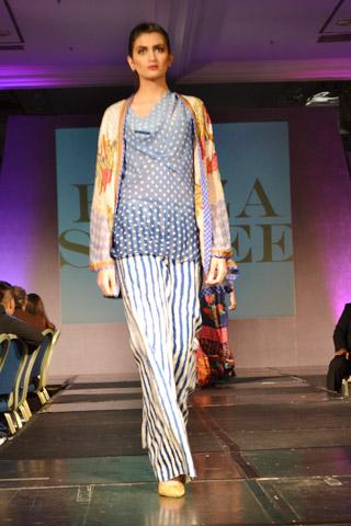 Faiza Samee at Pakistan Extravaganza 2013