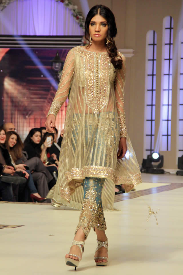 Bridal Collection by Faraz Manan 2014 TBCW