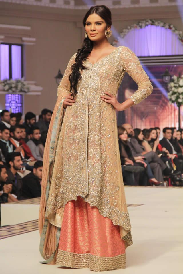 Faraz Manan 2014 Bridal Collection