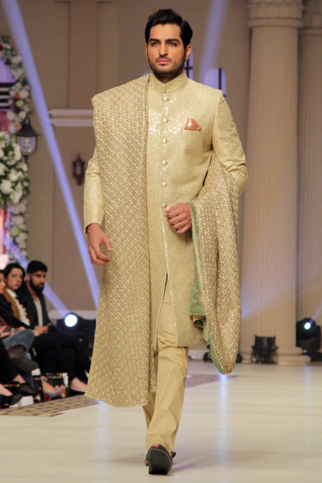 Bridal Collection Latest 2014 by Faraz Manan TBCW