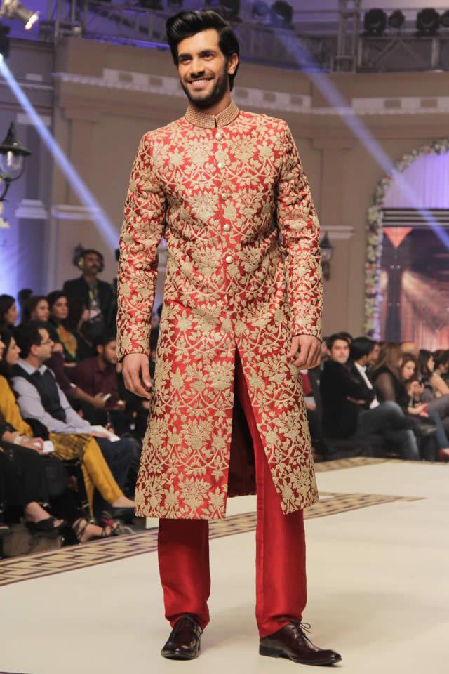 TBCW Faraz Manan 2014 Latest Bridal Collection