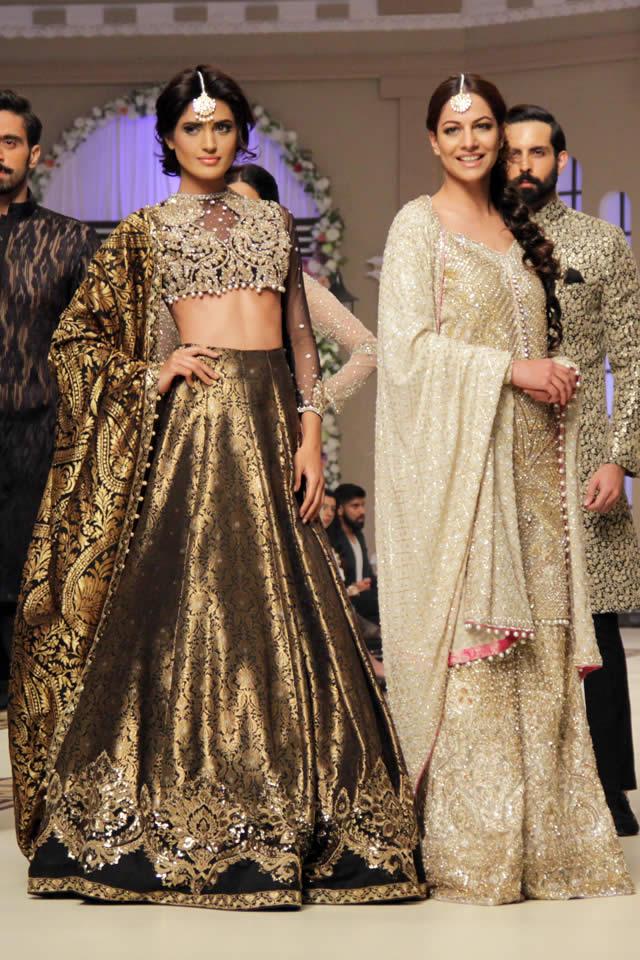 2014 Faraz Manan Bridal Collection