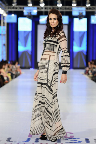 Feeha Jamshed Spring 2013 Collection at SFW Day 2
