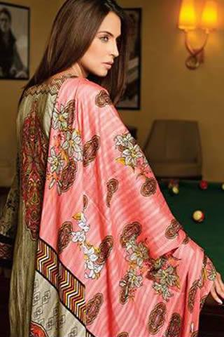 Firdous Cambric Collection 2013