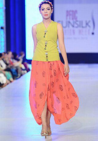 FnkAsia Collection at PFDC Sunsilk Fashion Week 2013 Day 1