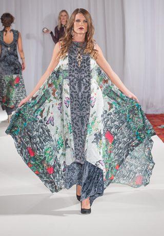 Gul Ahmed Collection at Pakistan Fashion Week 5 London, PFW 2013