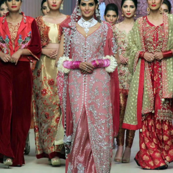Hajra Hayat Empress Collection at TBCW 2014