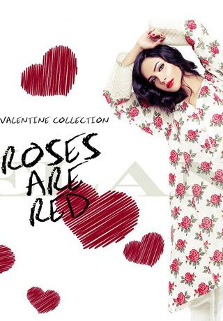 Red Hot Valentine's Collection 2014 by Elan