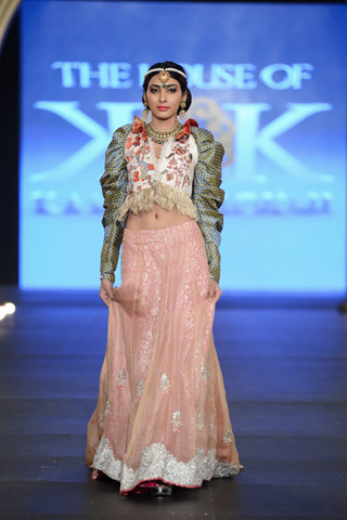 Latest Collection by House of Kamiar Rokni 2013 PFDC L'Oreal Paris