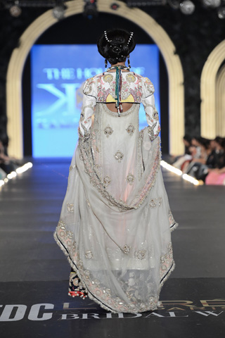 Latest Collection by House of Kamiar Rokni Formal Bridal 2013