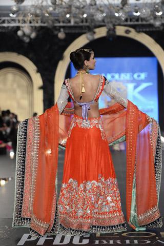 2013 House of Kamiar Rokni Formal Bridal Collection