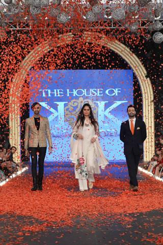 Formal Bridal 2013 House of Kamiar Rokni Collection