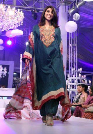 JJ Valaya Lawn Fashion Collection 2014